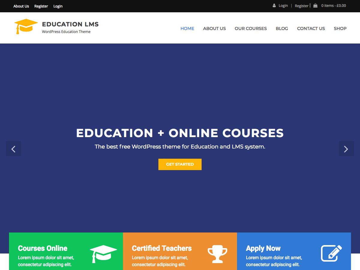 education lms pro